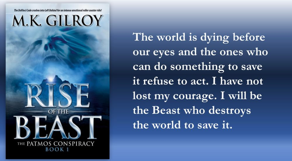 Rise of the Beast by M.K. Gilroy